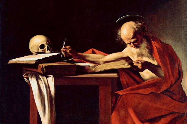 Saint-Jerome-Caravaggio-56a109673df78cafdaa84ec2